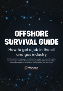 offshore survival guide cover image