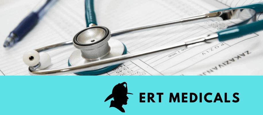 ERT medical assessor aberdeen