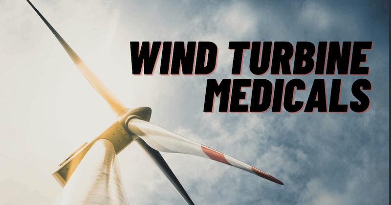 wind turbine medical providers in Aberdeen