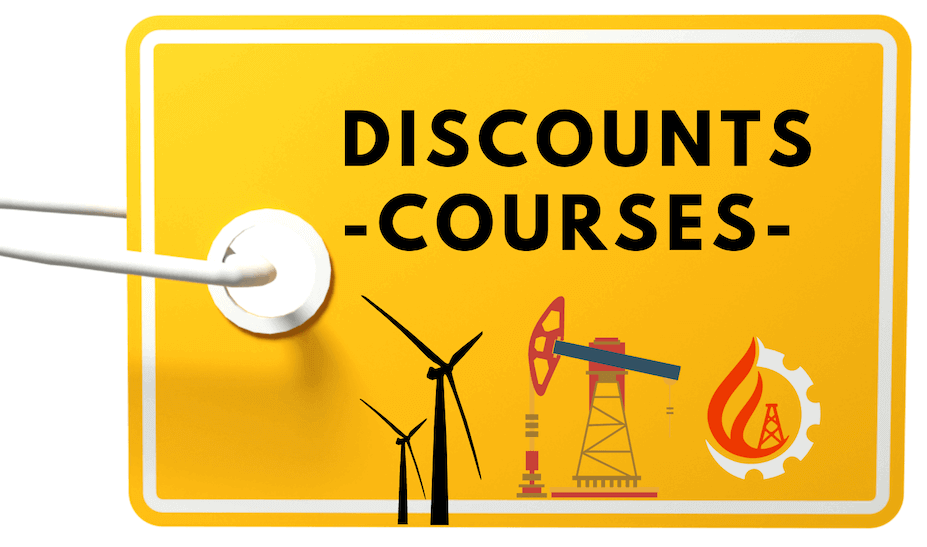 tag with discounts for courses